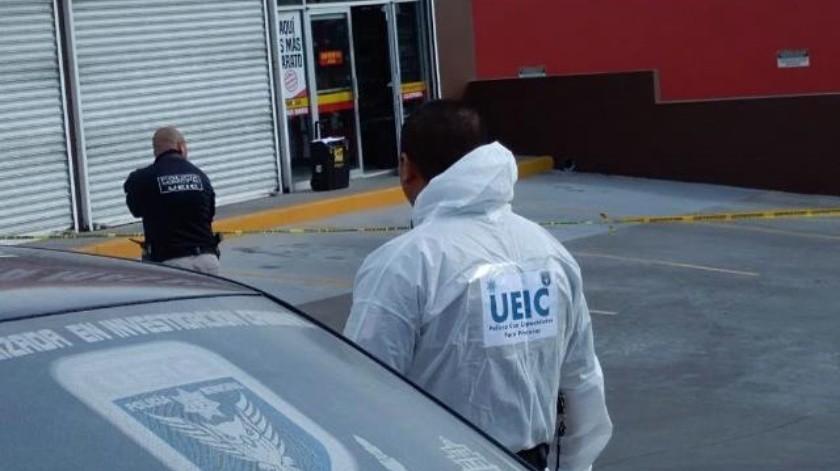 Entran a robar en una farmacia del fraccionamiento Cortés