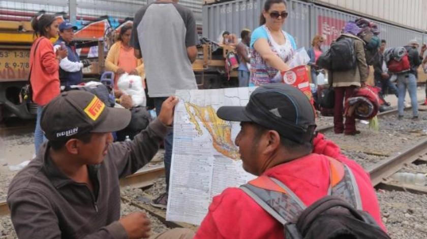 Caravana Migrante está por llegar para solicitar asilo humanitario a EU