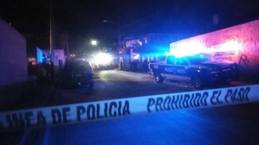 Ataque armado deja 2 muertos y un lesionado en fraccionamiento Los Campos