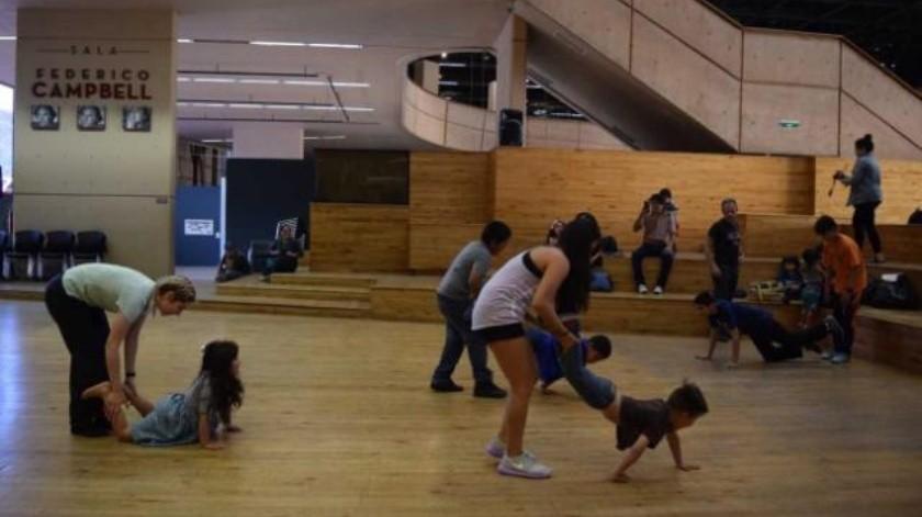 Muestra internacional de danza genera espacios en el Cecut