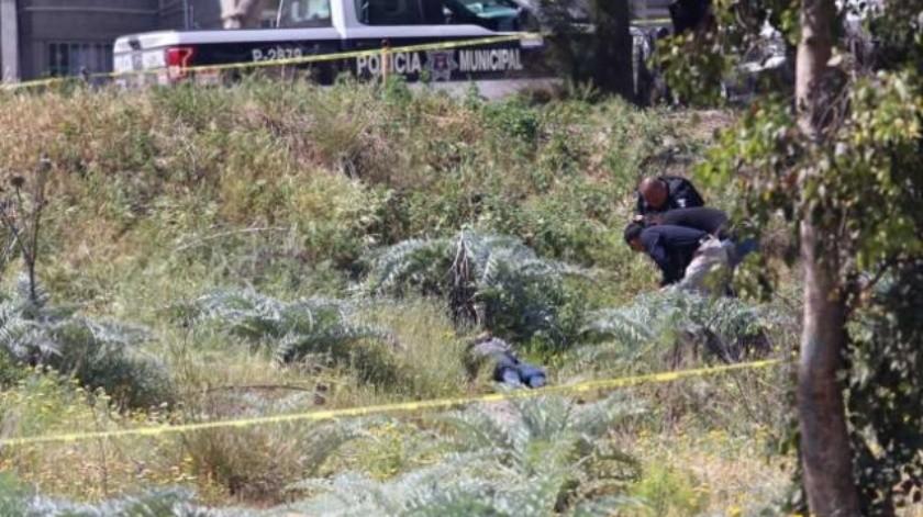 Localizan cadáver en lote baldío de la colonia Panamericano