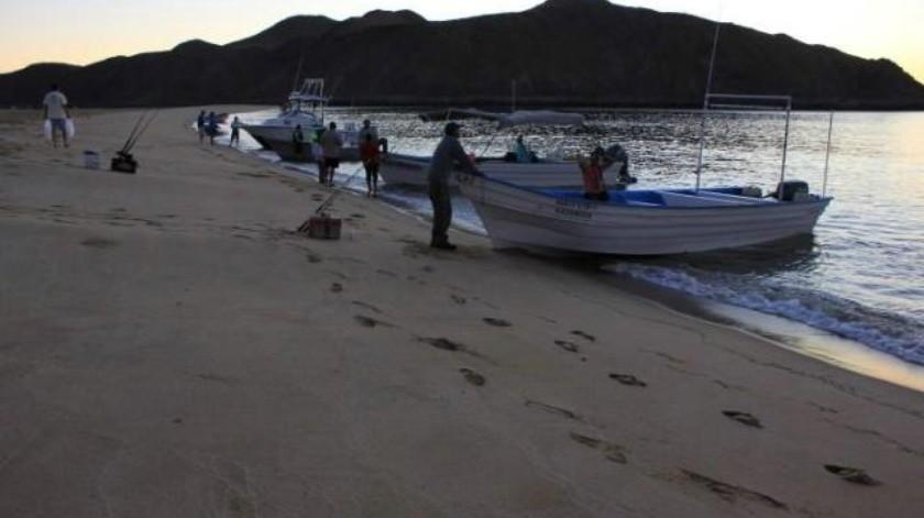 Exhortan a pescadores a extremar precauciones en el mar
