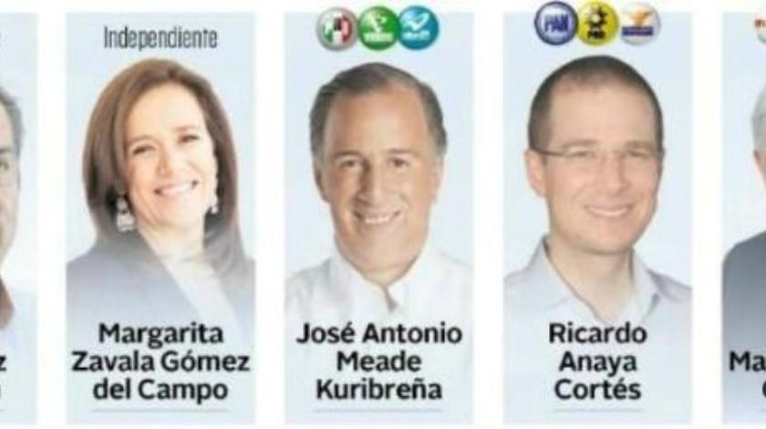Transmitirá periódico FRONTERA primer debate presidencial