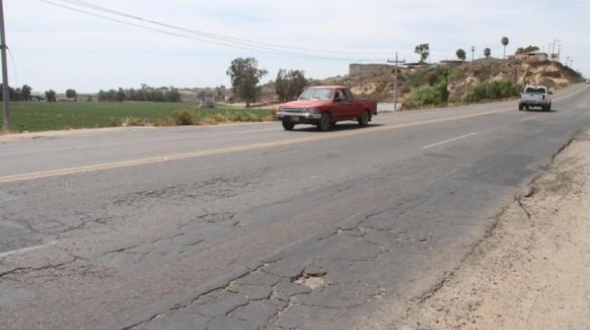 Exigen mejorar la seguridad y carreteras en zona rural