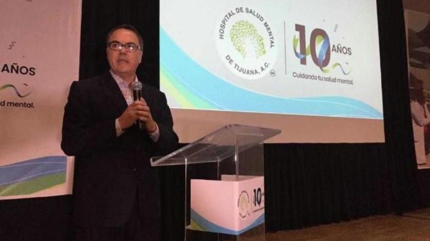Celebra Hospital de Salud Mental 10 años como asociación civil