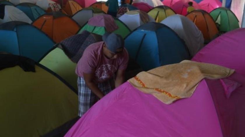 México es calvario de migrantes extranjeros: Víctor Espinoza