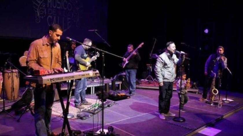 Festival 'Chinto Mendoza' en el anfiteatro del ICBC Tijuana