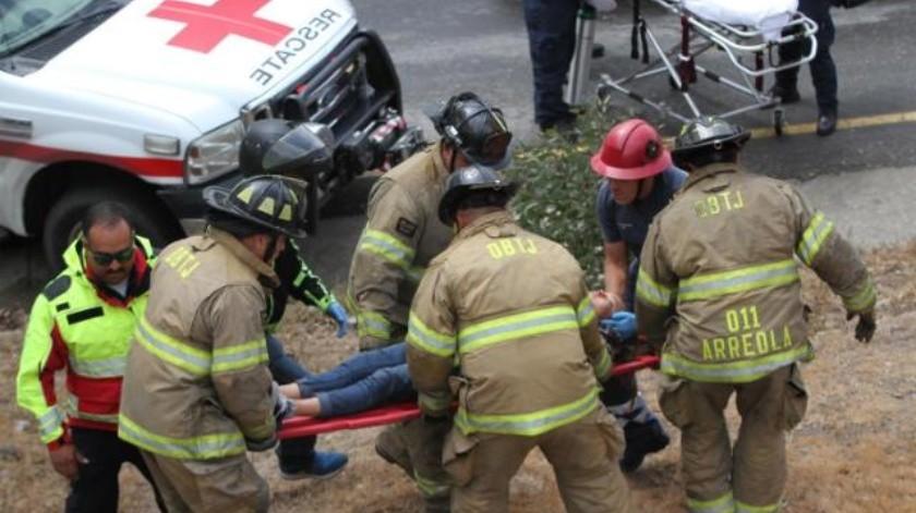 Joven pierde la vida tras chocar el auto en que iba a bordo