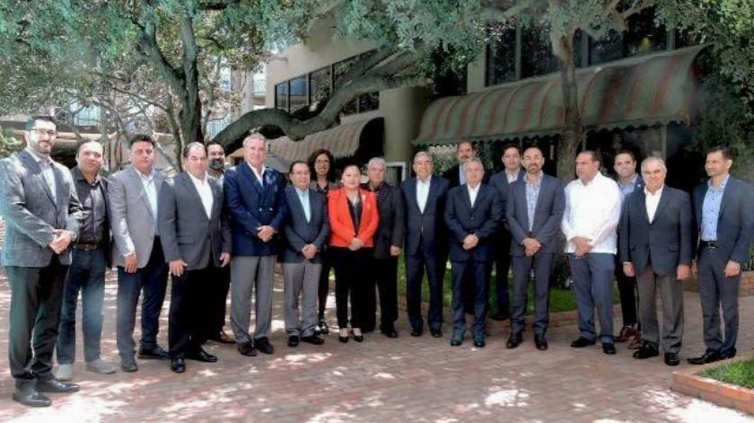 Encabeza BC trabajos en comisión de frontera norte