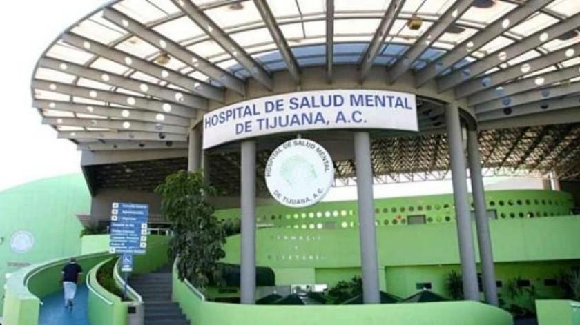 Cumple 10 años Hospital de Salud Mental de Tijuana