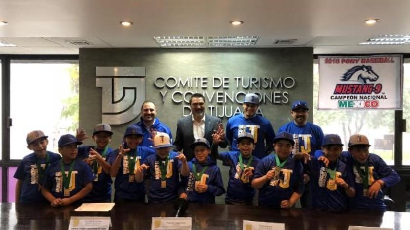 Presentan a los representantes de México en el Mundial de Beisbol