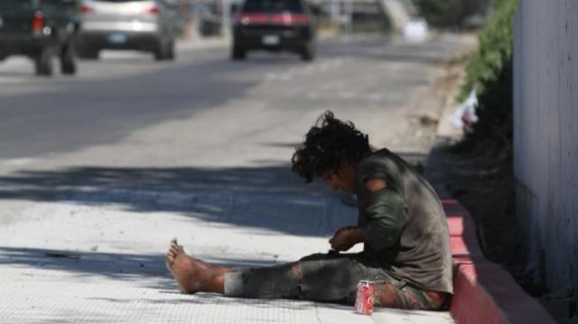 Buscan sacar de las calles a 200 adictos en Rosarito