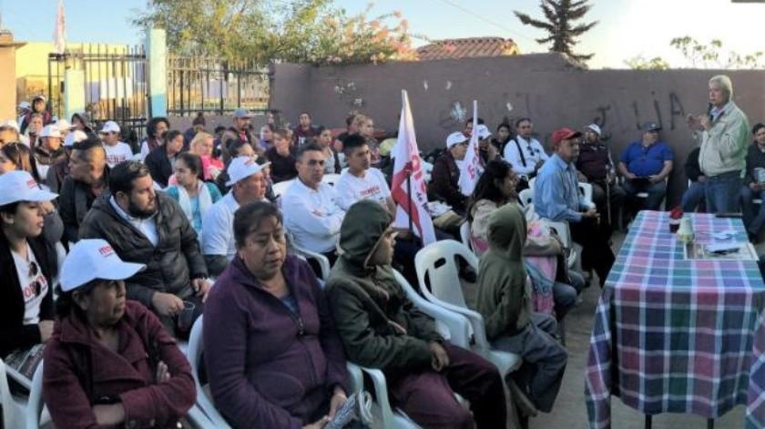 AMLO está haciendo resurgir la esperanza de México: Bonilla