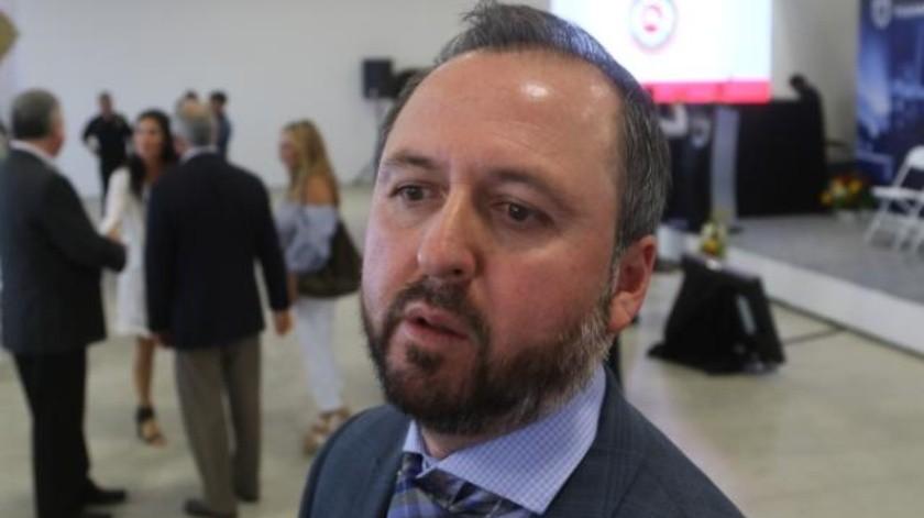 Renuncia Carlos Gopar a la Dirección de Bomberos