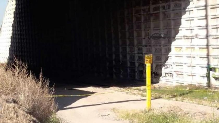 Localizan cadáver sobre vías del tren cerca del Bulevar 2000