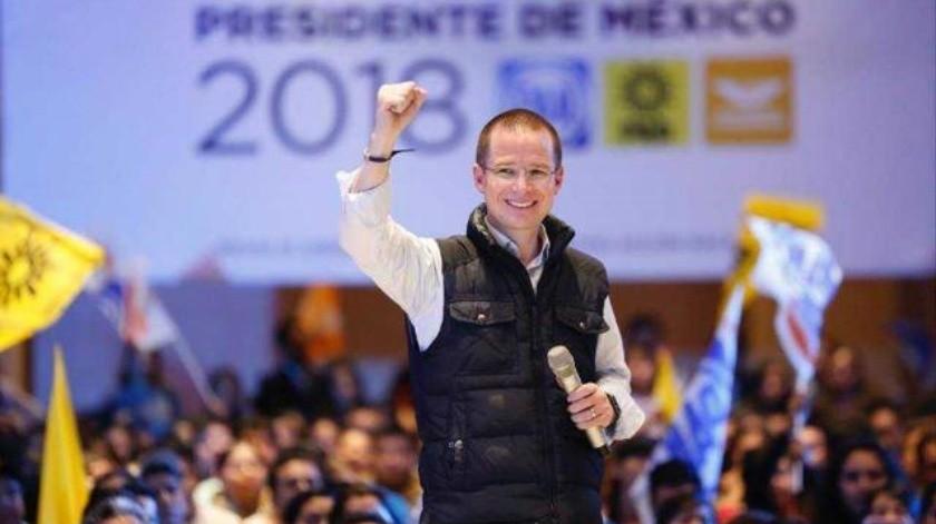 Candidato presidencial Ricardo Anaya estará mañana en Tijuana