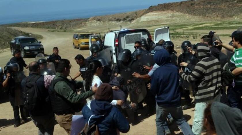 Hace falta capacitación en manejo de fuerza pública a policías: CEDH