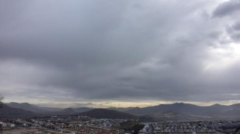 Probables lluvias para el jueves en Tijuana