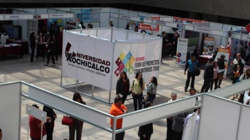 Xochicalco hace feria de proyectos comunitarios