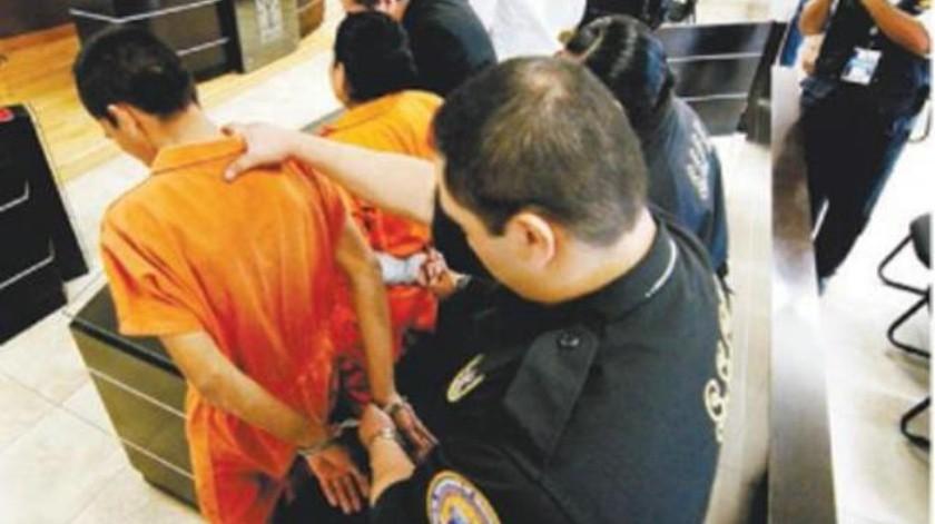 Van a prisión por 65 años 2 acusados de secuestro