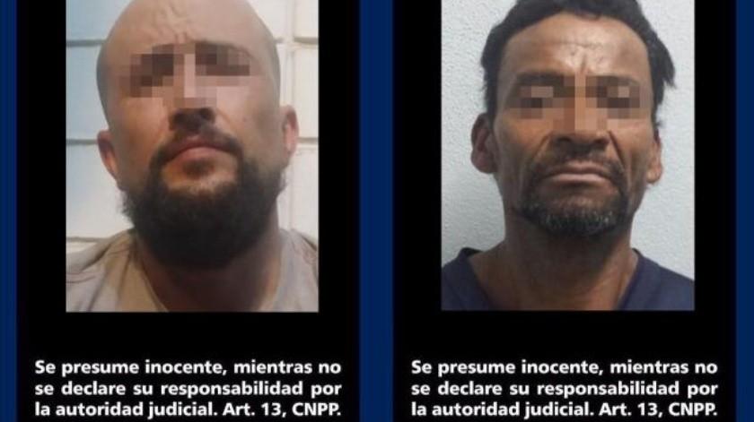 Aseguran a 5 presuntos vendedores de droga
