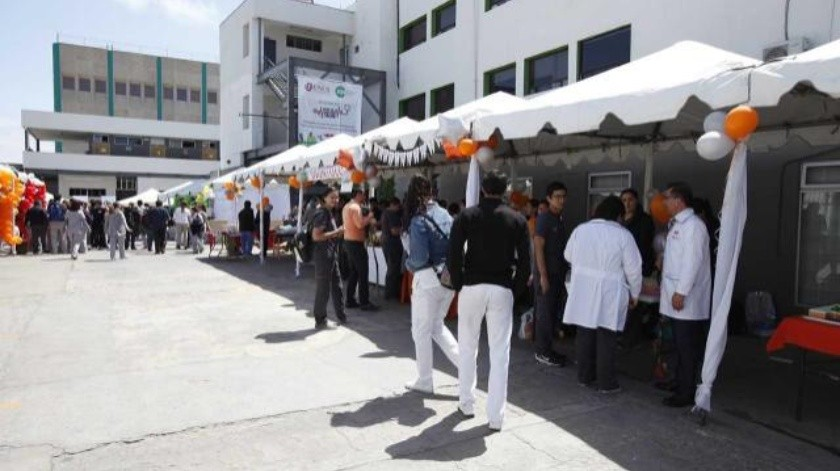 UNUS Universidad en coordinación con ISGN realizaron Feria de la Salud