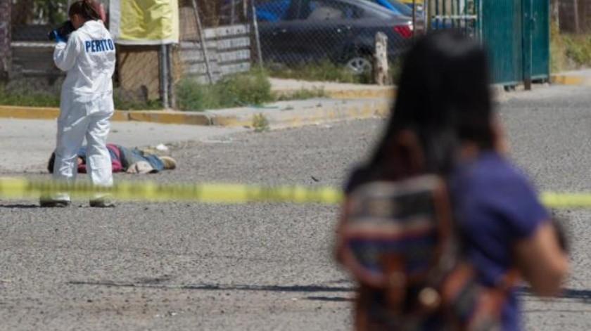 Jornada violenta deja 5 muertos