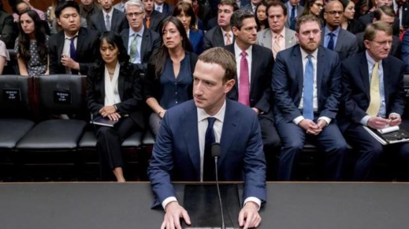 'Inevitable regulación de las redes sociales', sostiene Zuckerberg