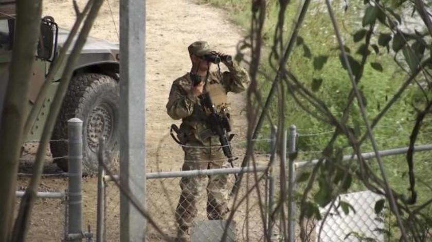 California enviará 400 militares a frontera