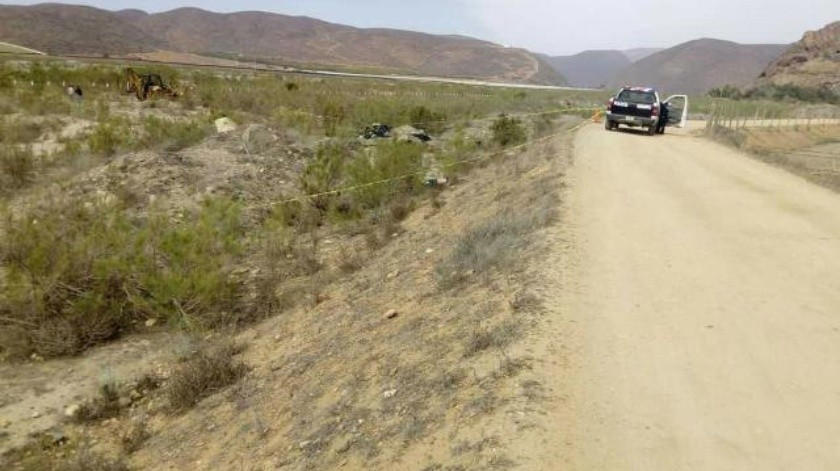 Ejecutan a hombre en Vicente Guerrero