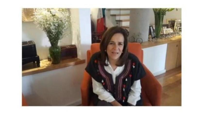 Yo no dividí al PAN, reitera Margarita Zavala