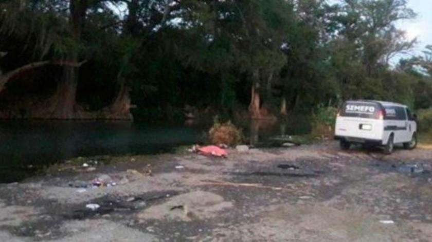 Se ahogan dos turistas en Nuevo León