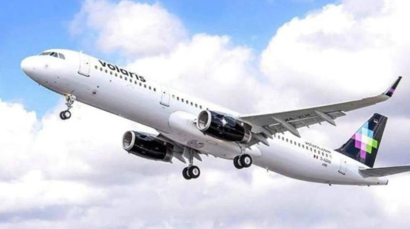 VIDEO: Reportan falla en vuelo de Volaris a Mexicali