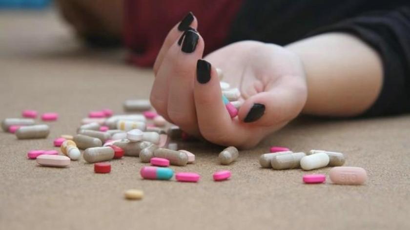 Una joven de Guaymas se toma 120 pastillas para intentar quitarse la vida
