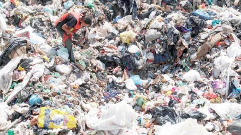 Produce Mexicali 800 toneladas de basura diario