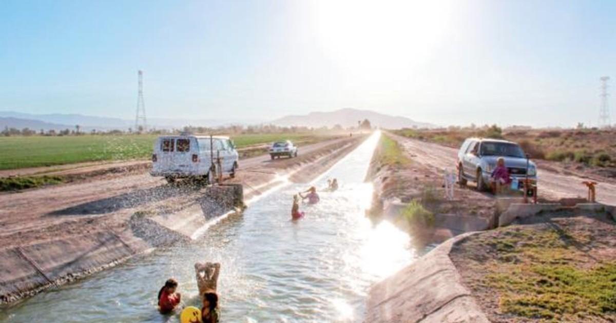 Exhortan a evitar bañarse en pozos y canales | ELIMPARCIAL.COM ...