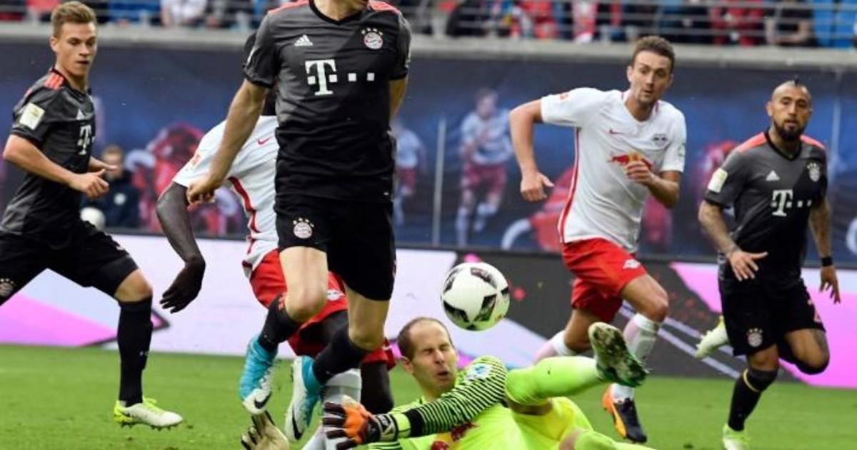 Leipzig Bayern 4 5