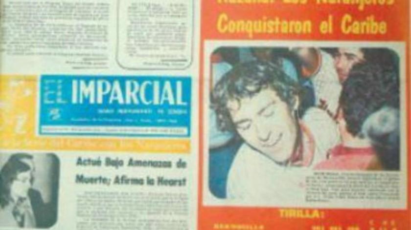 1976: Los Naranjeros Conquistaron el Caribe
