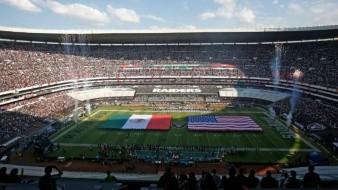Tras pasar vergüenzas NFL anuncia regreso al Estadio Azteca