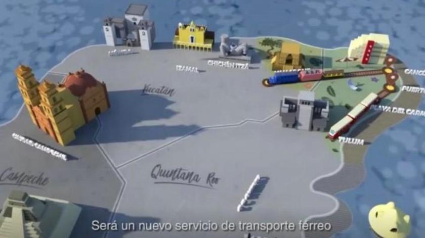 ¿Se podrá construir el Tren Maya de AMLO?