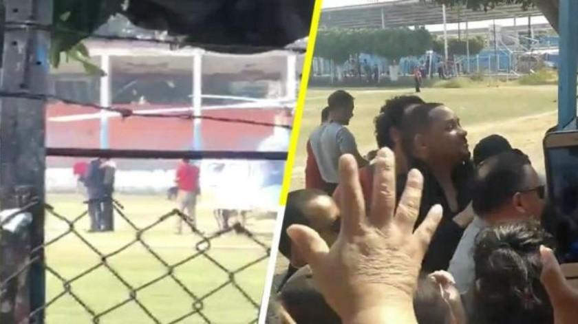 Llegó a Morelos en helicóptero el actor Will Smith (VIDEO)