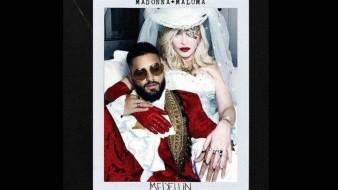 Madonna y Maluma de estreno por su sencillo 'Medellín'