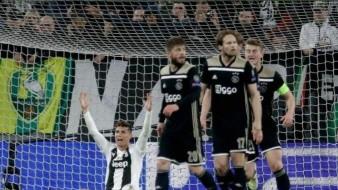 ¡Sin camisetas de campeón! Arruina Ajax a su propia marca al eliminar a Juventus