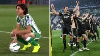 Tras no lograr contratación a Diego Lainez, así marcha la temporada del Ajax