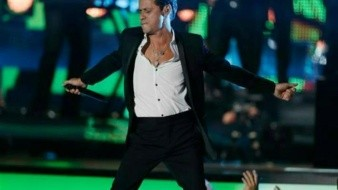 Rinden homenaje a Marc Anthony por el Hasty Pudding Institute