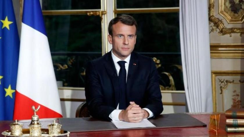 Macron desea reconstruir Catedral de Notre Dame en 5 años