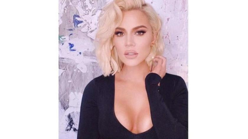 Khloé Kardashian puso como privada su cuenta de Instagram, revela por qué