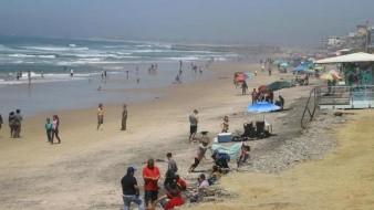 Arrestarán a quienes tomen en las playas en Tijuana