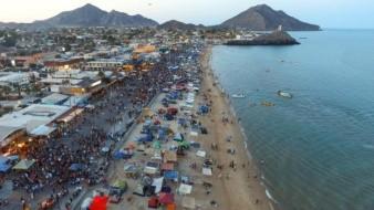 Garantizan limpieza en las playas de San Felipe