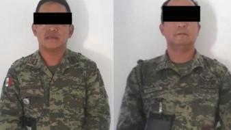 Dos capitanes del Ejército están detenidos por la muerte de la soldado Brenda Orquídea